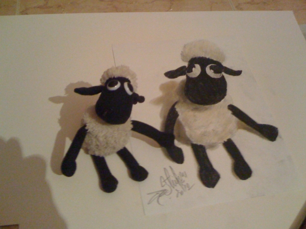 Shaun the Sheep par slimensay